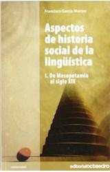 Papel ASPECTOS DE HISTORIA SOCIAL I DE LA LINGUISTICA I DE MESOPOT