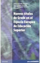 Papel NUEVOS TITULOS DE GRADO EN EL ESPACIO EUROPEO DE EDUCACION S