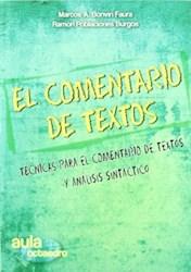 Papel El Comentario De Textos