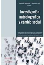 Papel INVESTIGACION AUTOBIOGRAFICA Y CAMBIO SOCIAL