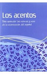 Papel ACENTOS, LOS (CUADERNOS)