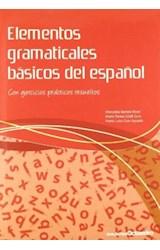 Papel ELEMENTOS GRAMATICALES BASICOS DEL ESPAÑOL