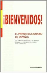 Papel BIENVENIDOS. PRIMER DICCIONARIO DE ESPAEOL