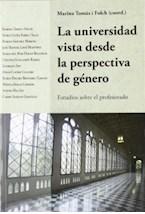 Papel LA UNIVERSIDAD VISTA DESDE LA PERSPECTIVA DE GENERO