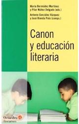 Papel CANON Y EDUCACION LITERARIA