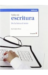 Papel TALLER DE ESCRITURA  DE LA LETRA AL TEXTO