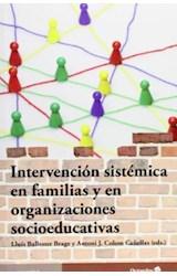 Papel INTERVENCION SISTEMICA EN FAMILIAS Y EN ORGANIZACIONES SOCIO