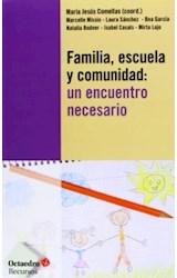Papel FAMILIA, ESCUELA Y COMUNIDAD