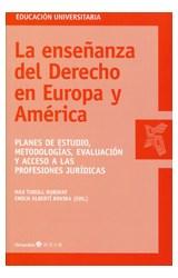 Papel LA ENSEEANZA DEL DERECHO EN EUROPA Y AMERICA