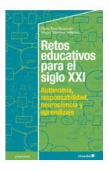 Papel RETOS EDUCATIVOS PARA EL SIGLO XXI