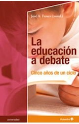 Papel LA EDUCACION A DEBATE