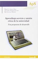 Papel APRENDIZAJE-SERVICIO Y MISION CIVICA EN LA
