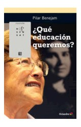 Papel QUE EDUCACION QUEREMOS