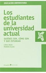 Papel LOS ESTUDIANTES DE LA UNIVERSIDAD ACTUAL