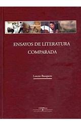 Papel ENSAYOS DE LITERATURA COMPARADA