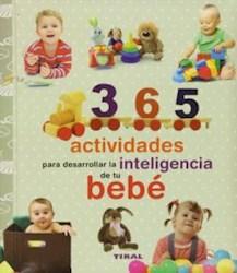 Papel 365 Actividades Para Desarrollar La Inteligencia De Tu Bebe
