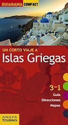 Libro Un Corto Viaje A Islas Griegas