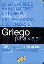 Libro Griego Para Viajar