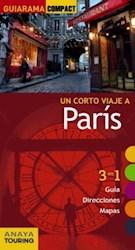 Libro Un Corto Viaje A Paris