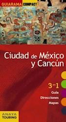 Libro Ciudad De Mexico Y Cancun