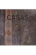 Papel CASAS DE MADERA 2 (CARTONE)