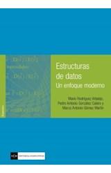 E-book Estructuras de datos. Un enfoque moderno