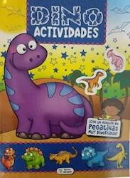 Libro Dino Actividades Azul