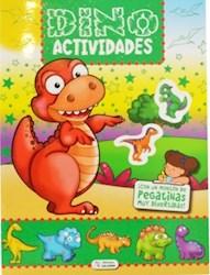 Libro Dino Actividades Verde