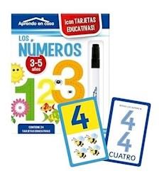 Libro Aprendo En Casa : Los Numeros (Cartas)