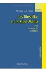 Papel LAS FILOSOFIAS EN LA EDAD MEDIA