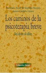 Papel LOS CAMINOS DE LA PSICOTERAPIA BREVE