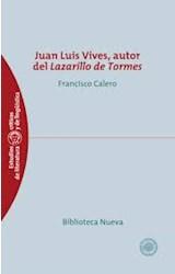 Papel Juan Luis Vives Autor Del Lazarillo De Tormes