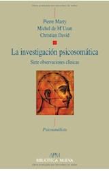Papel LA INVESTIGACION PSICOSOMATICA