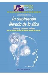 Papel LA CONSTRUCCION LITERARIA DE LA ETICA