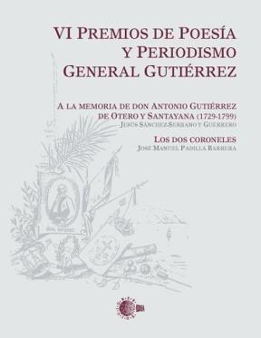 E-book Vi Premios De Poesia Y Periodismo General Gutierrez