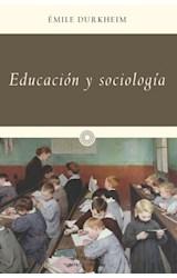Papel EDUCACION Y SOCIOLOGIA