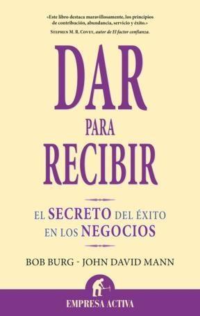 E-book Dar Para Recibir