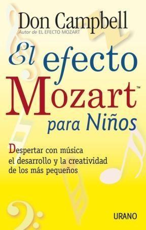 E-book El Efecto Mozart Para Niños