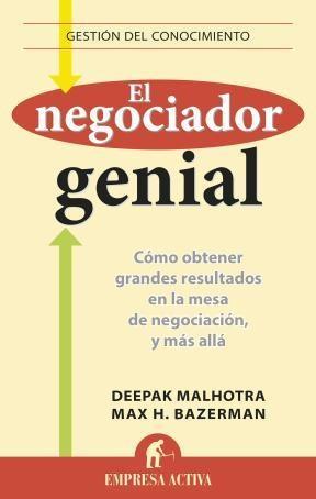 E-book El Negociador Genial