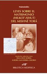 E-book Maimónides: Leyes sobre el matrimonio del Mishné Torá