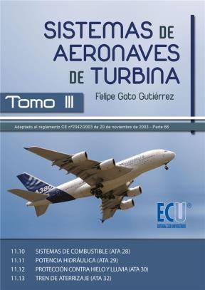 E-book Sistemas De Aeronaves De Turbina Iii