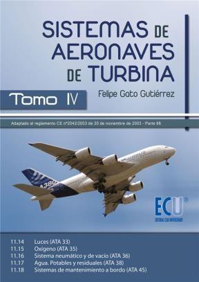 E-book Sistemas De Aeronaves De Turbina Iv