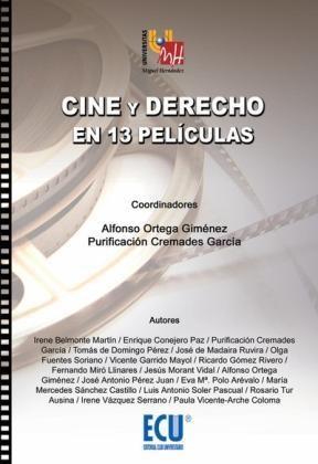 E-book Cine Y Derecho En 13 Películas