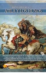 E-book Breve historia de Atila y los hunos