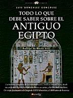 Libro Todo Lo Que Debe Saber Sobre El Antiguo Egipto