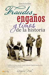 Libro Fraudes, Engaños Y Timos De La Historia