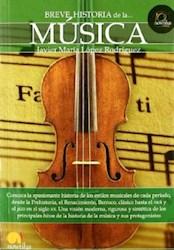 Libro Breve Historia De La Musica