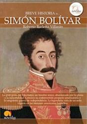 Libro Breve Historia De Simon Bolivar