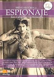 Libro Breve Historia Del Espionaje