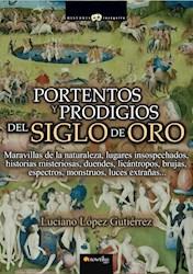 Libro Portentos Y Prodigios Del Siglo De Oro